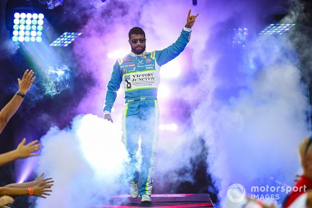"""Bubba Wallace on NASCAR return: Some people """"want to see us fail"""""""