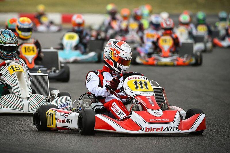 Kremers takes FIA Karting World Championship title
