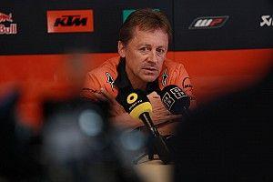 """KTM justifica el relevo de Zarco por su """"seguridad y por el peligro que corre"""""""