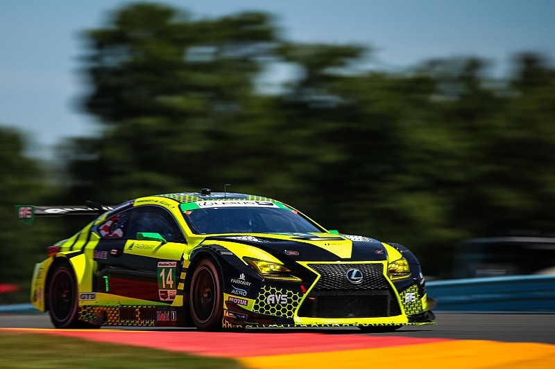 Chase to race for AIM Vasser Sullivan at Petit Le Mans