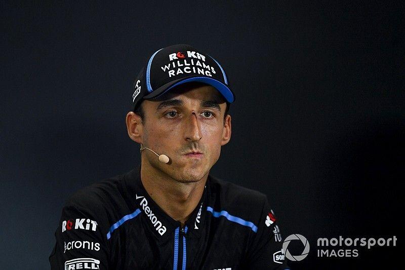Hamilton elogia la historia de superación de Kubica