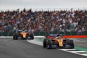 McLaren wymaga zmian w Formule 1
