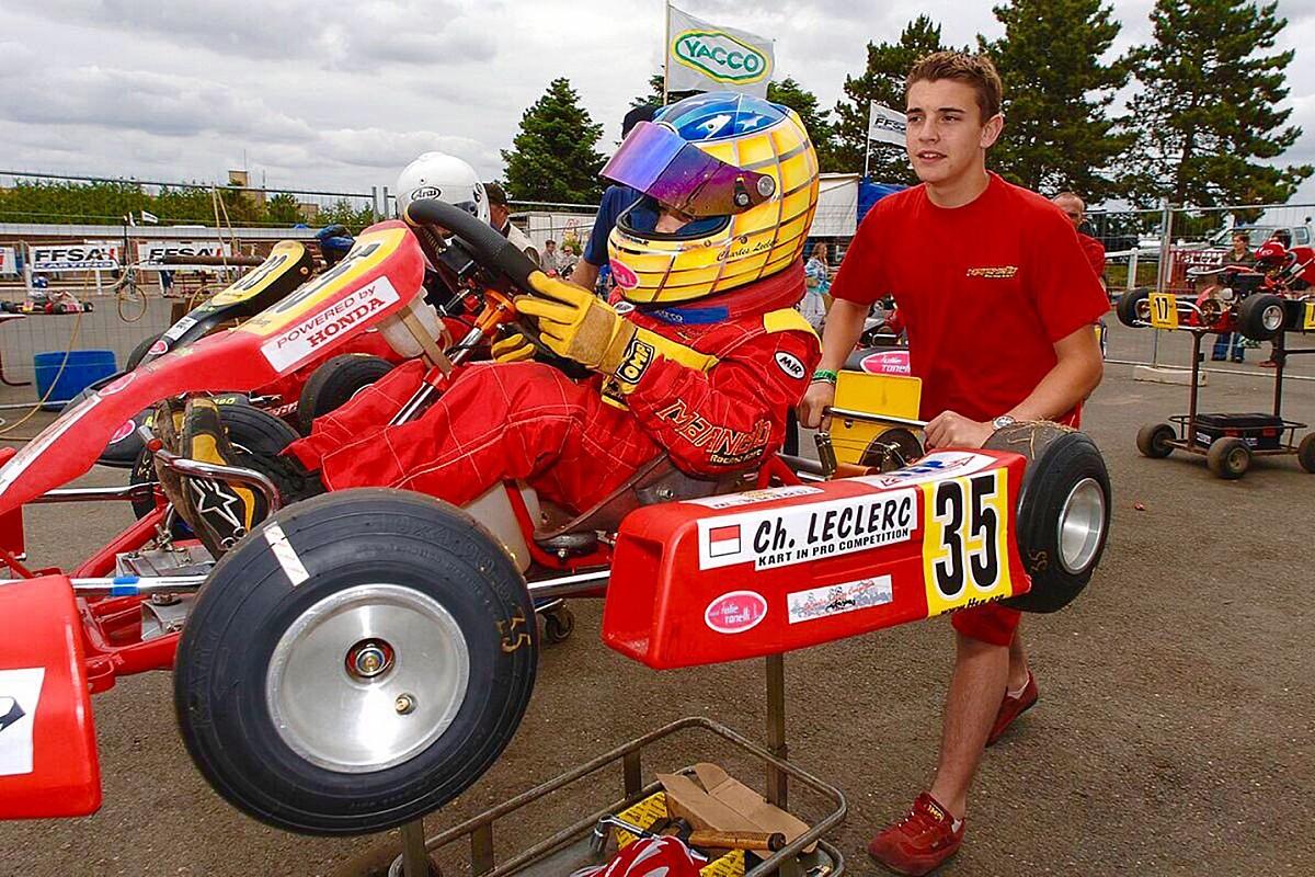 Leclerc mélyen megrendült Bianchi halála miatt, de nem akart visszavonulni