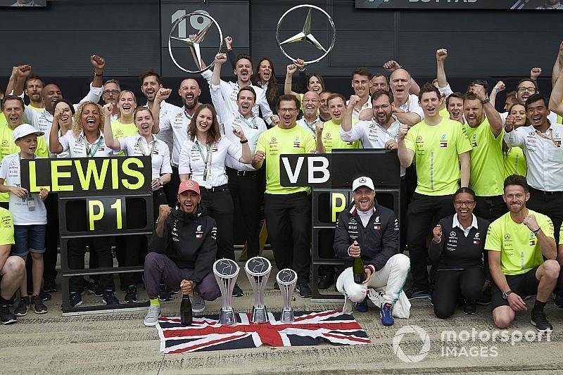 """Villeneuve: """"Mercedes neden Bottas'ı göndersin ki?"""""""