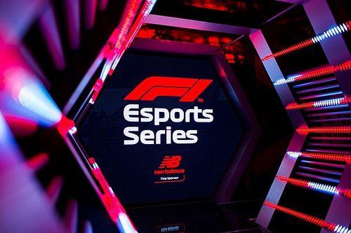 Carretón, el único español en la F1 Esports 2019