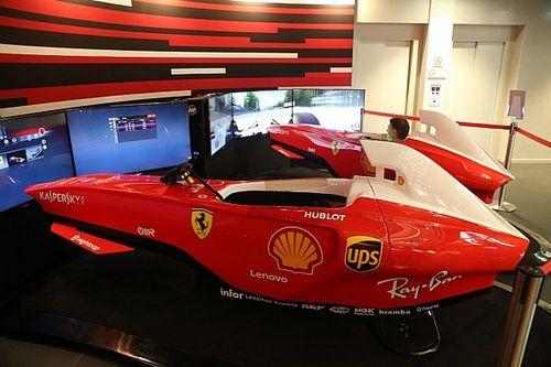 """Al via il """"Ferrari Torneo Simulatori"""" nei Ferrari Store di Milano e Roma"""