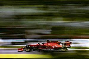 Vettel lidera una FP3 de Monza acortada y marcada por rebufos