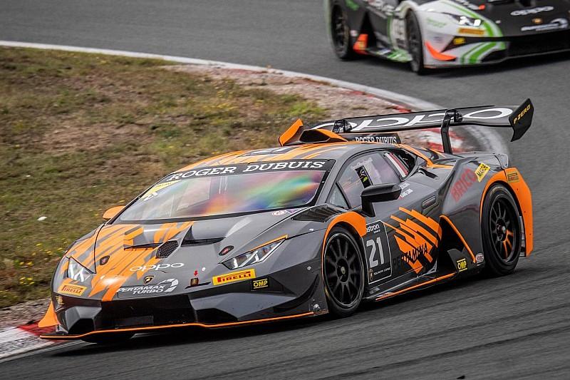 Podwójne podium GT3 Poland
