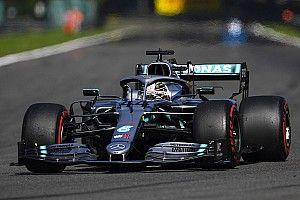 """Hamilton: """"Druk maken om Mercedes-motoren is nutteloos"""""""