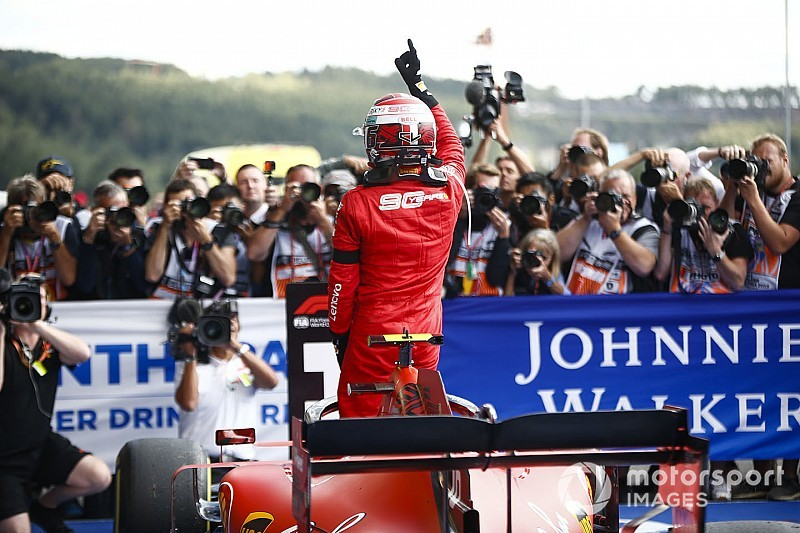 Ferrari: Leclerc apre un ciclo con un capolavoro?