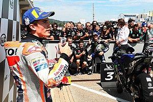 Márquez: 'Este ano foi ainda mais fácil'