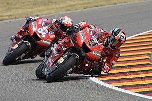 """Petrucci espera """"probar algunas novedades"""" de Ducati en Brno"""