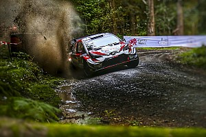 WRC, Rally Galles, PS4: Tanak si ripete. Meeke e Suninen sbagliano
