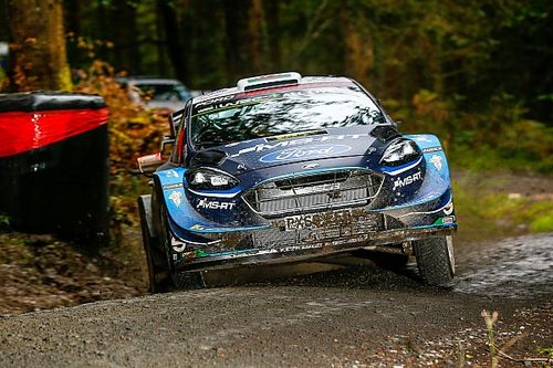 WRC, Rally Galles, PS2: Evans batte Meeke. Ford sugli scudi