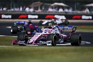 Nagy csomaggal készül a Racing Point Szingapúrra – cél a 4. hely