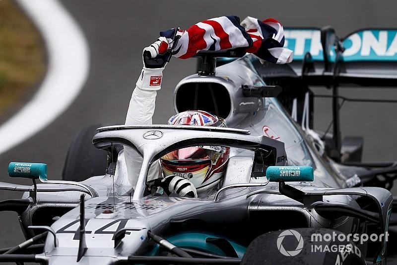 Mondiale Piloti F1 2019: Hamilton allunga su Bottas a Silverstone