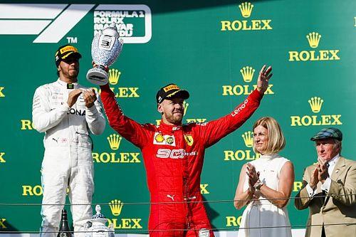 Vettel, Mercedes'le ilk kez 2019'un sonbaharında görüşmüş