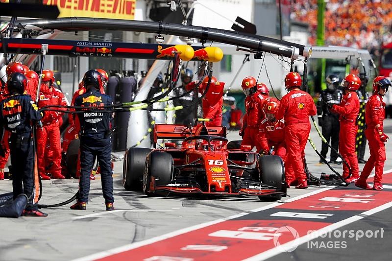 FIA ужесточила штраф за небезопасный выпуск с пит-стопа