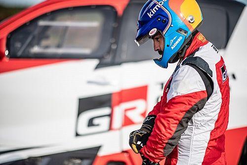 "Alonso: ""Non ho nulla da dimostrare in questa Dakar"""