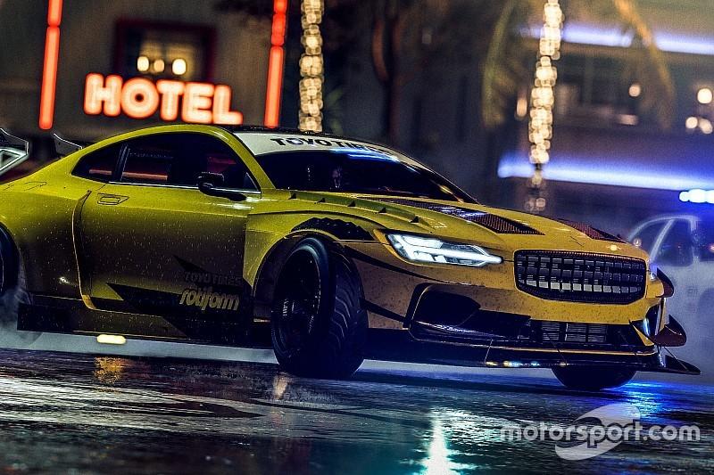 Need for Speed Heat: ilyen a játék mozgás közben