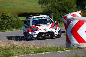 Almanya WRC: İlk etabın ardından Tanak lider