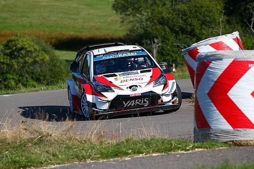 Germany WRC: Tanak leads Sordo after first stage
