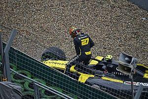 AZ FIA képviselői átbeszélték Hülkenberggel a Németországban történteket