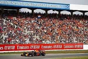 """Verstappen : """"Je ne vais pas dire qu'on aurait fait la pole"""""""