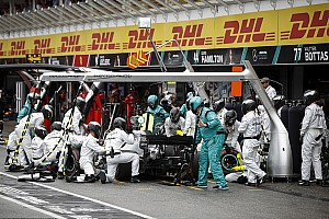 """Wolff: """"Mercedes ziet Formule 1 als een kernactiviteit"""""""