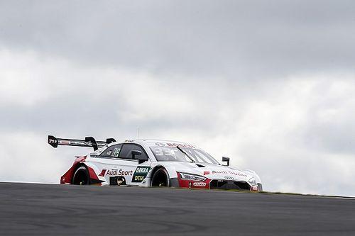 DTM Nürburgring: Audi domineert trainingen, Frijns vierde