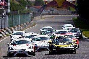 Antoszewski zadebiutuje w Porsche Sprint Challenge Central Europe