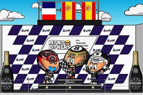 El resumen del GP de Tailandia, por MiniBikers