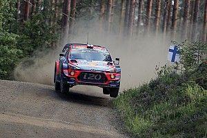 Hyundai nie przestraszył się Rajdu Finlandii