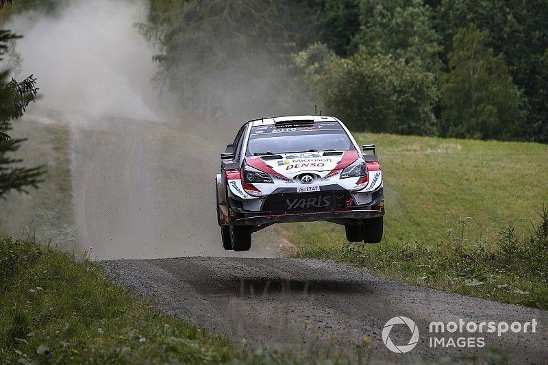 Ott Tanak salta hacia el título con la victoria en Finlandia