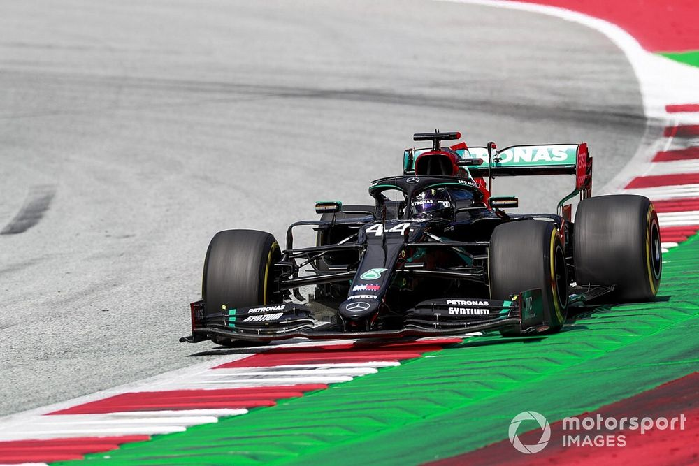 """Mercedes took """"solid step forward"""" with gearbox issues"""