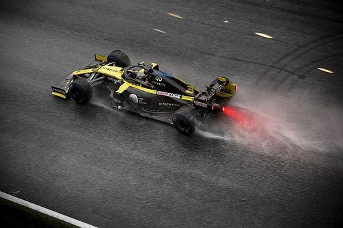 Bottas i Vettel byli na liście Renault