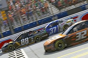 Bowman takes eNASCAR win at Talladega in photo finish