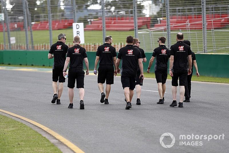 斯泰纳:F1需要来自WHO的指导方针