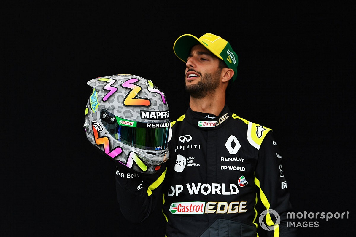Ricciardo quittera la F1 quand le titre mondial deviendra inaccessible