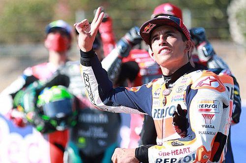 Márquez a pris la direction de Jerez : il veut courir