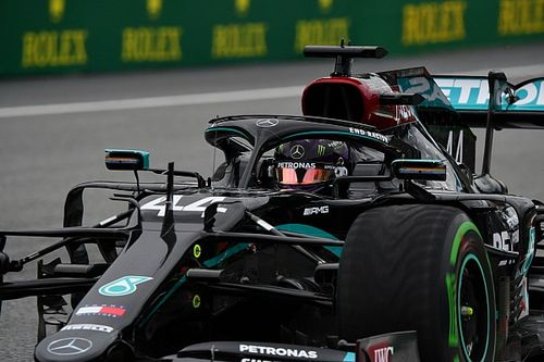 """Hamilton: """"Araç geçen seneye göre büyük bir ilerleme kaydetti"""""""