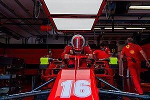 """Leclerc: """"Gerçek bir piste çıkmayı çok özledim"""""""
