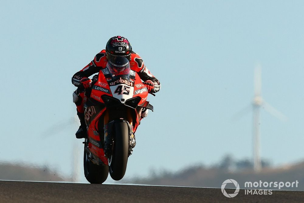 """Redding relieved to get """"tough"""" Portimao weekend over with"""