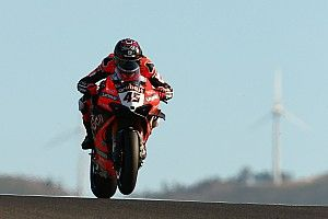 "Redding relieved to get ""tough"" Portimao weekend over with"