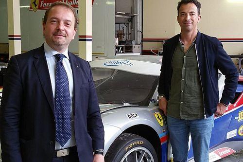 La Scuderia Ravetto & Ruberti ha la sua Ferrari 488 per il GT