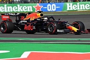 F1 70周年記念GP|FP2速報:ハミルトン最速。フェルスタッペン4番手