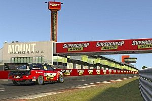 Supercars All Stars Eseries Round 3 schedule