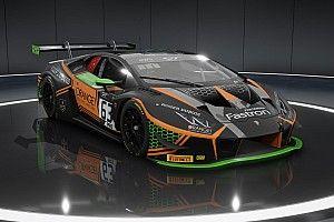 Lamborghini Squadra Corse in SRO E-Sport GT con un trio ufficiale