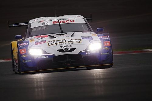 Fuji Super GT: Toyota takes surprise pole for opener