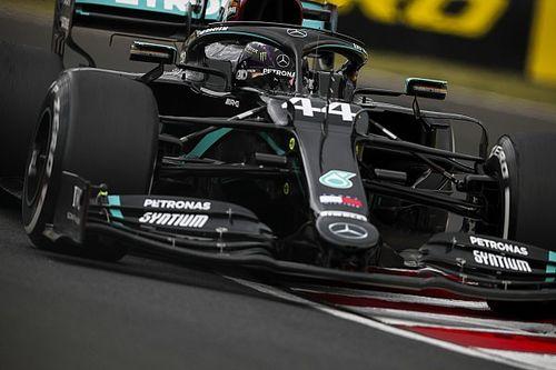 La grille de départ du GP de Hongrie F1
